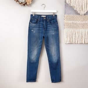 Madewell | The Perfect Vintage Jean in Medium Wash